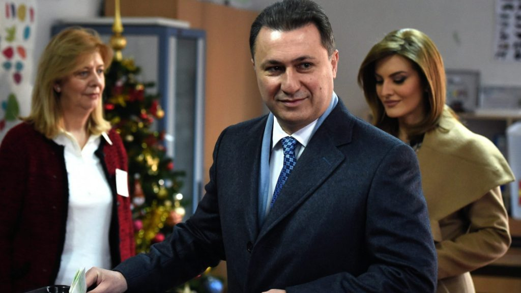 Hungary MEPs Divided on EP Report Calling for Gruevski's Extradition post's picture