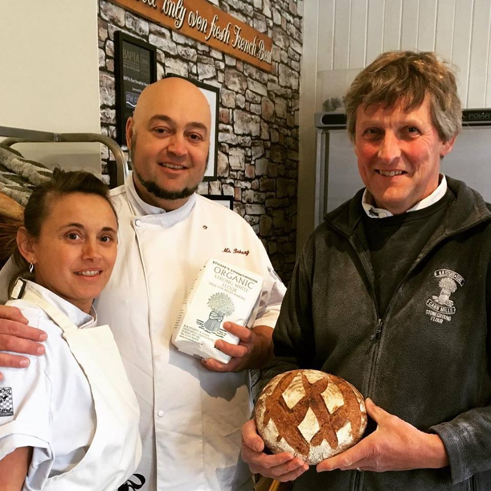 Hungarian Baker's French-Style Sourdough Wins UK's Best Bread Title post's picture