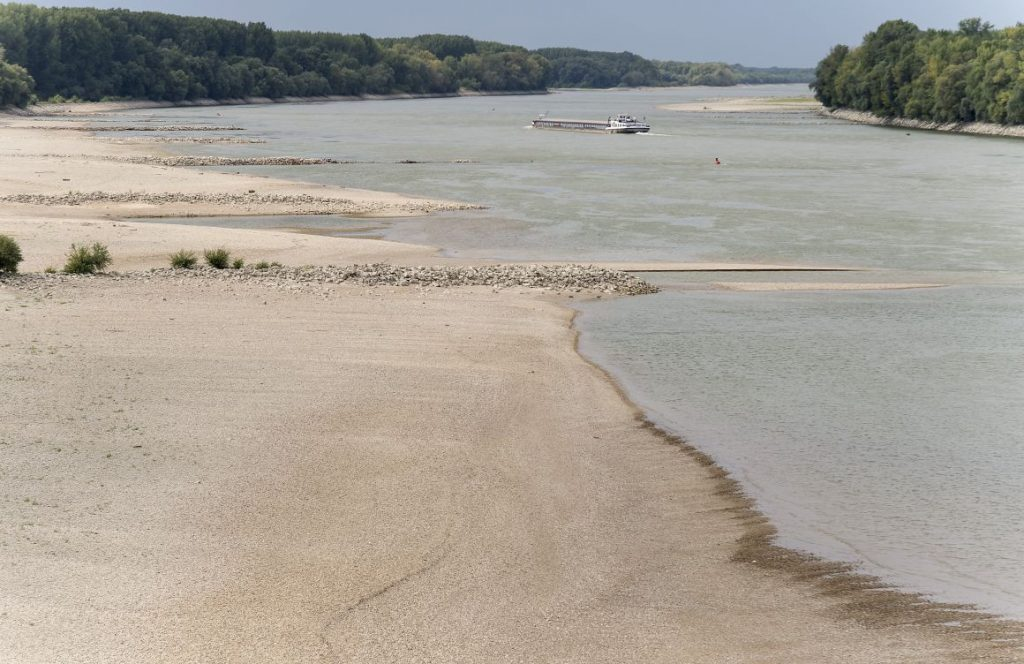 Farmers Unable to Shift Grain Due to Low Danube Water Level post's picture