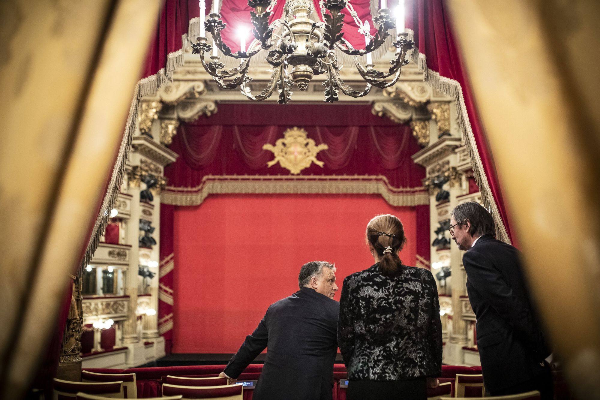 92-Year-Old Kurtág's First Opera Debuts in Scala with Orbán in Attendance post's picture