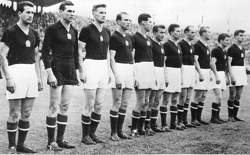 How the Communist Regime of the 50s Tried to Exploit the Golden Team post's picture