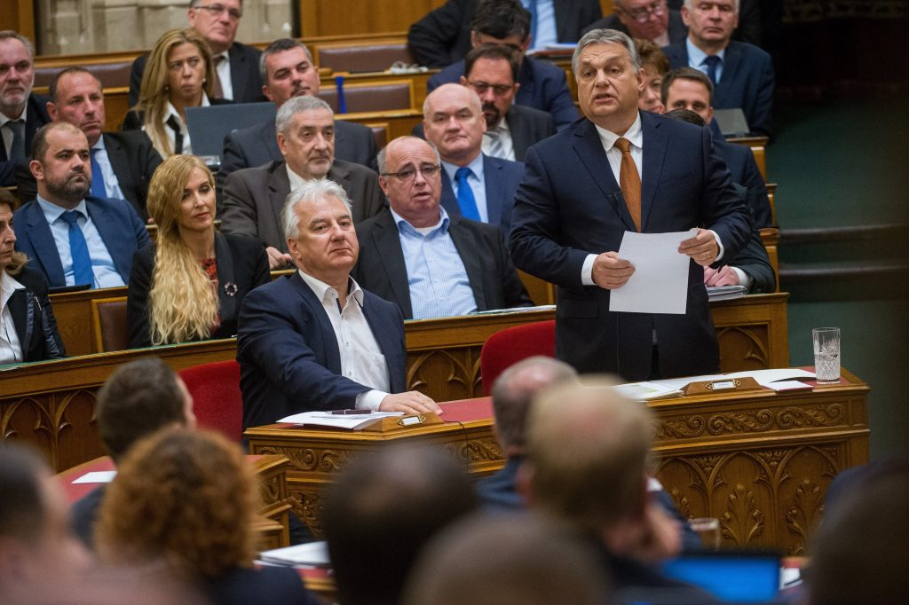 Opposition MPs Question Orbán About Gruevski Case post's picture