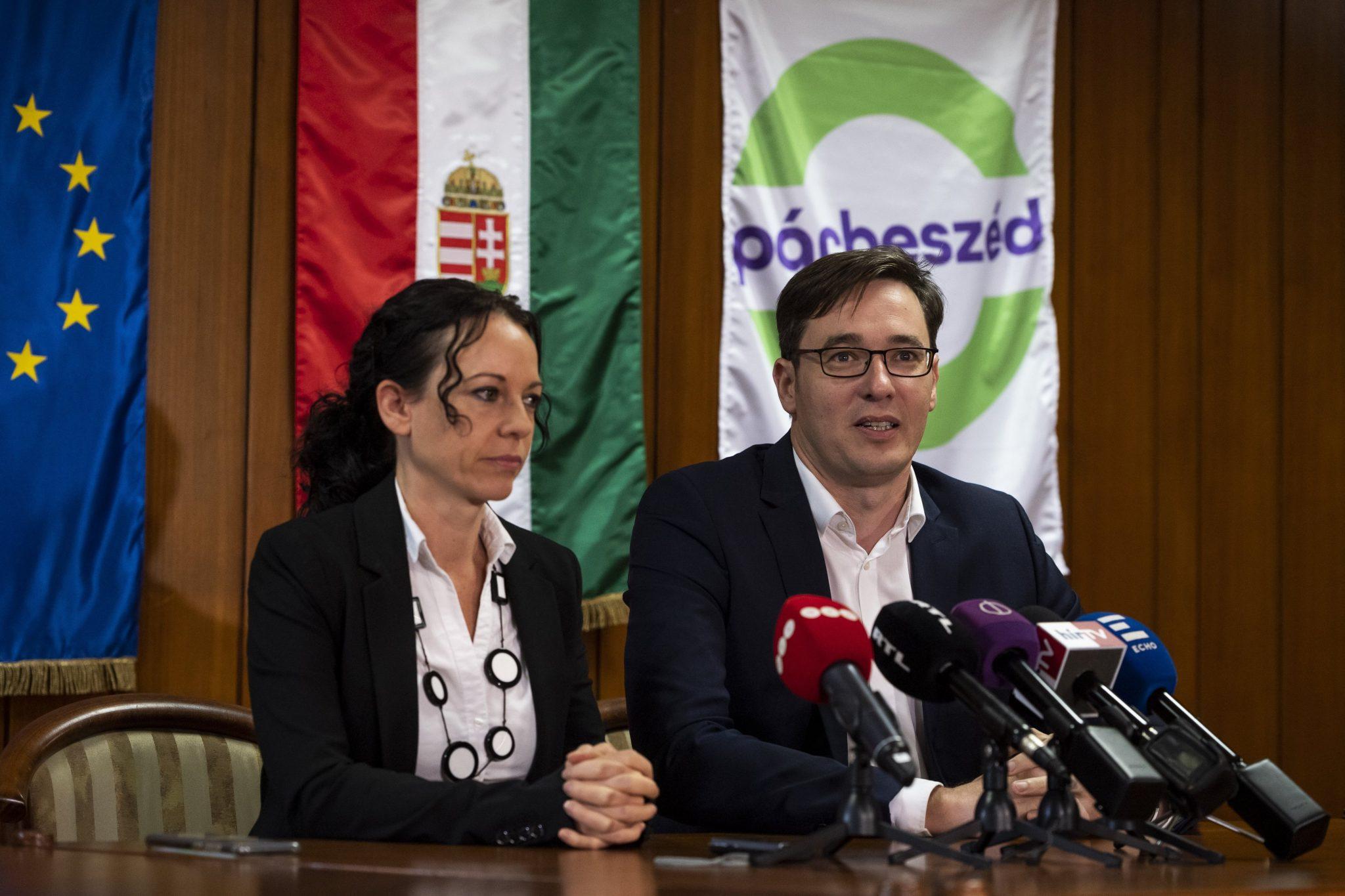 Opposition Párbeszéd Re-Elects Szabó, Karácsony as Co-Leaders post's picture
