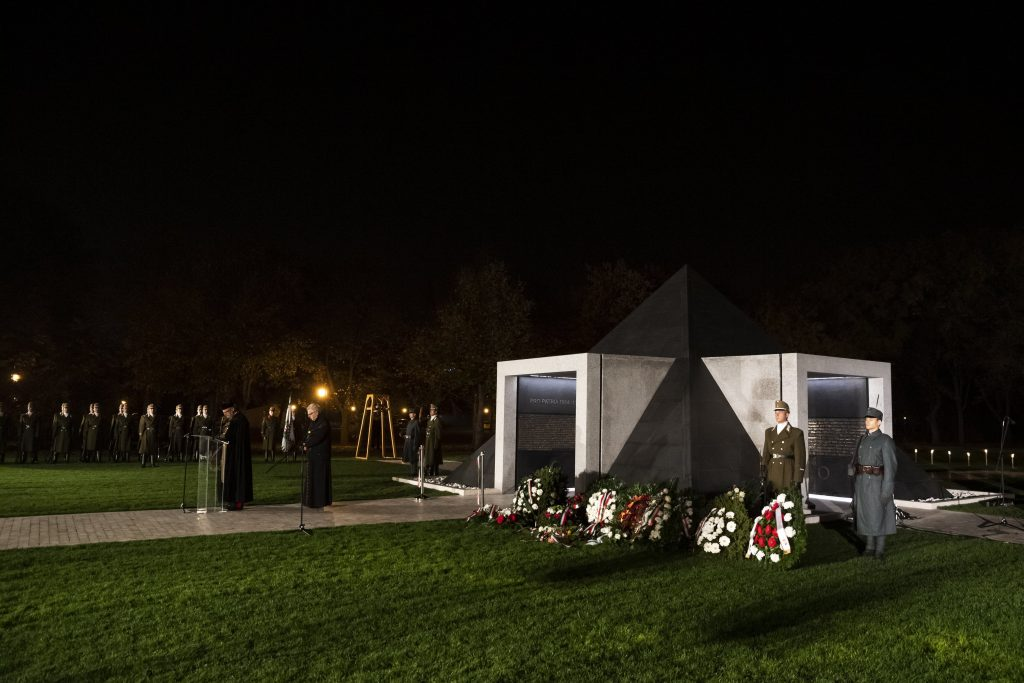 WWI Memorial Unveiled in Budapest post's picture