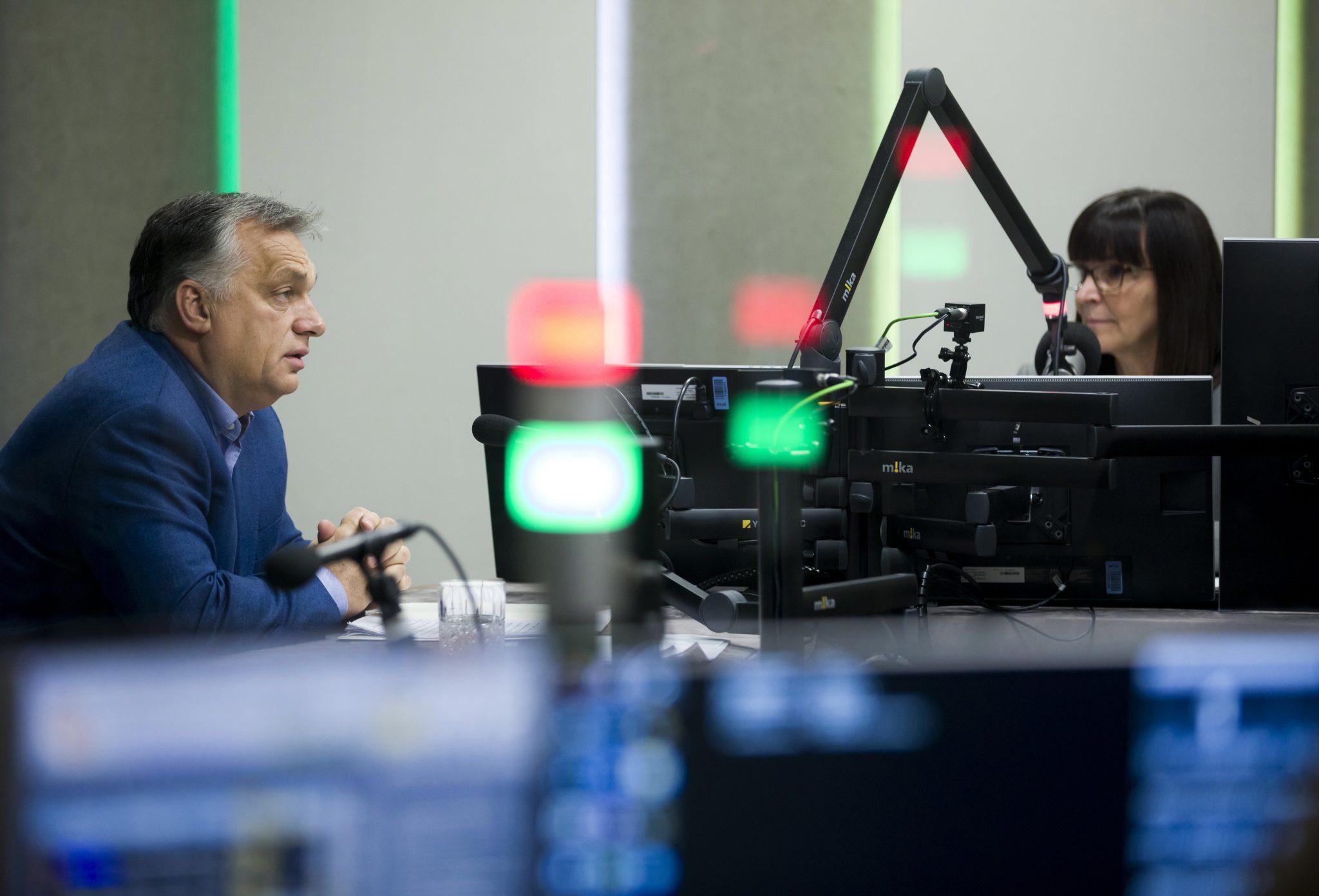 Orbán: Soros 'Threatening Hungary, Poland'