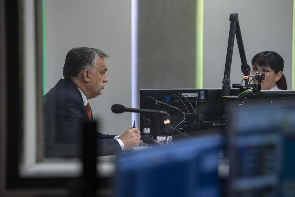 Orbán Expects 'Hot Moments' On EC-nominee Trócsányi's Hearing post's picture