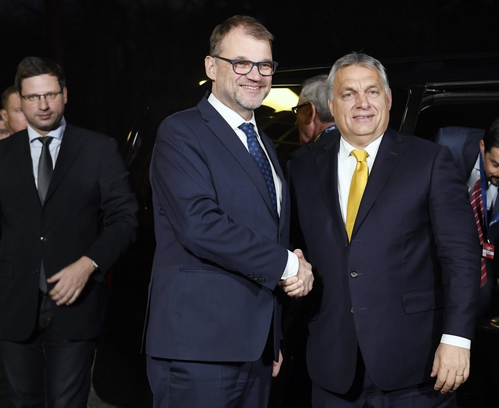 Orbán: Stubb's Accusations Cannot Destroy Hungarian-Finnish Relations post's picture