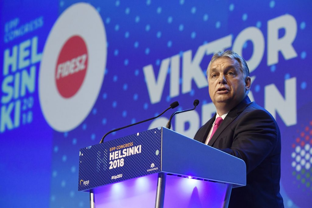 Orbán: EPP Would Be Making 'Historic Mistake' by Backing Timmermans for EC President post's picture