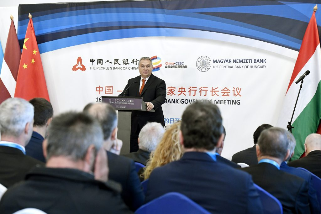 "Orbán: China a ""Fixed Star"" in Economy post's picture"