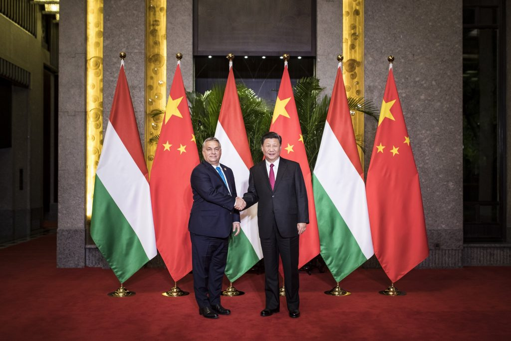 Orbán: China Appreciates Robust CEE Growth post's picture