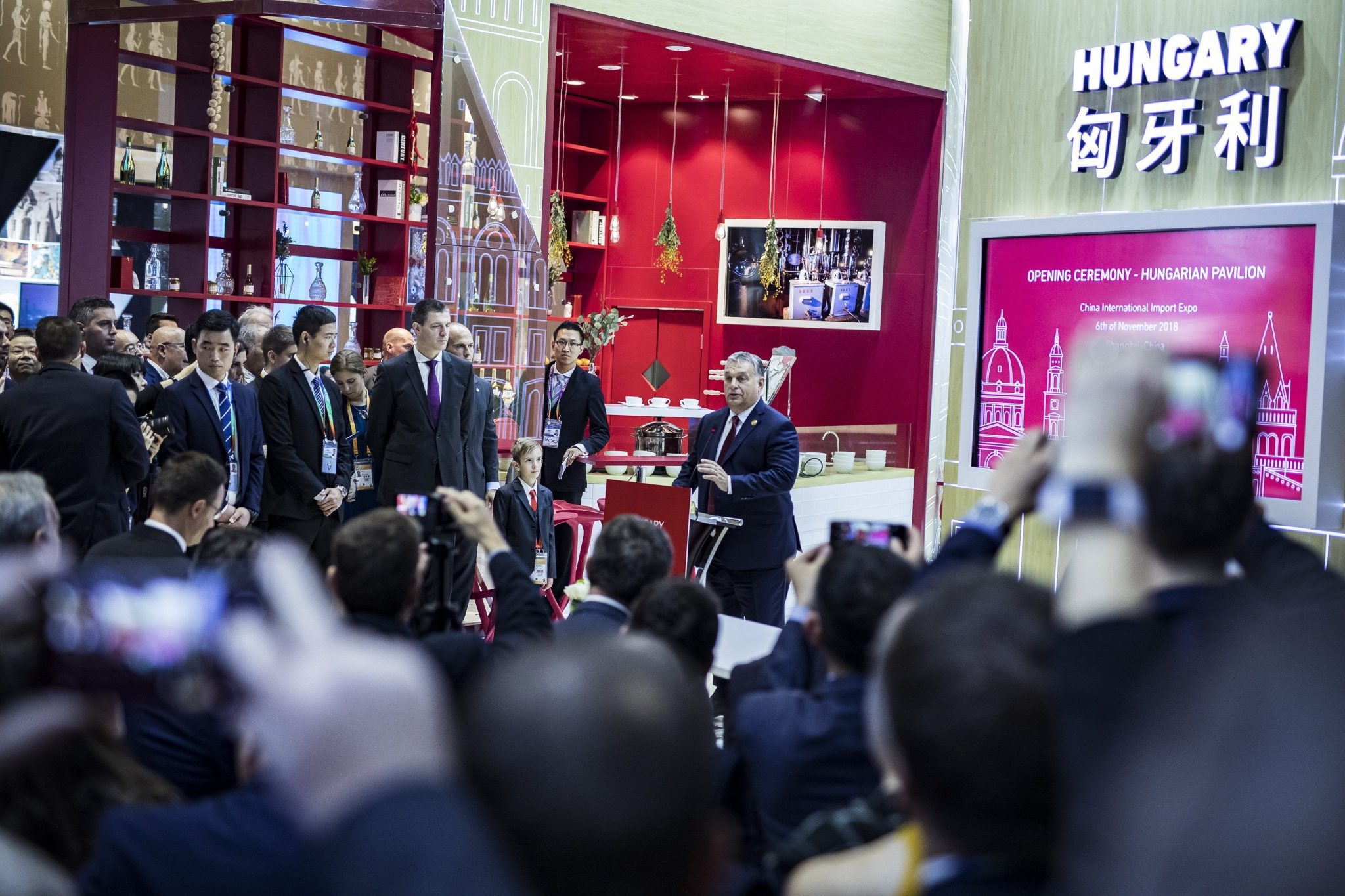 Orbán: Hungarian Businesses Have Good Prospects in China post's picture