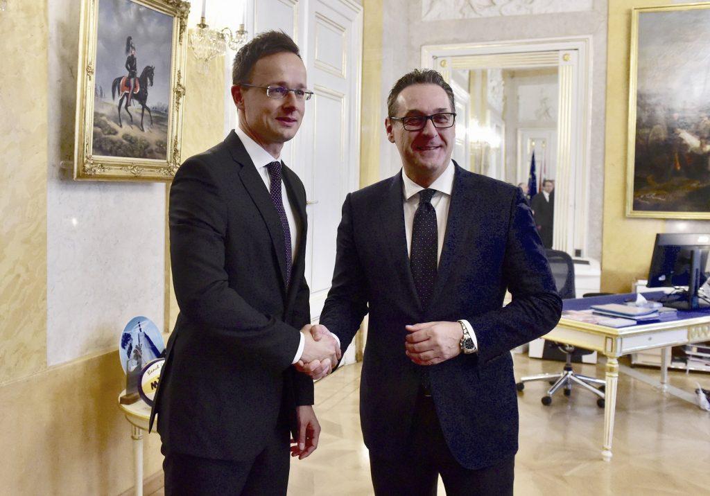 Szijjártó: UN Migration Package 'Europe's Betrayal' post's picture