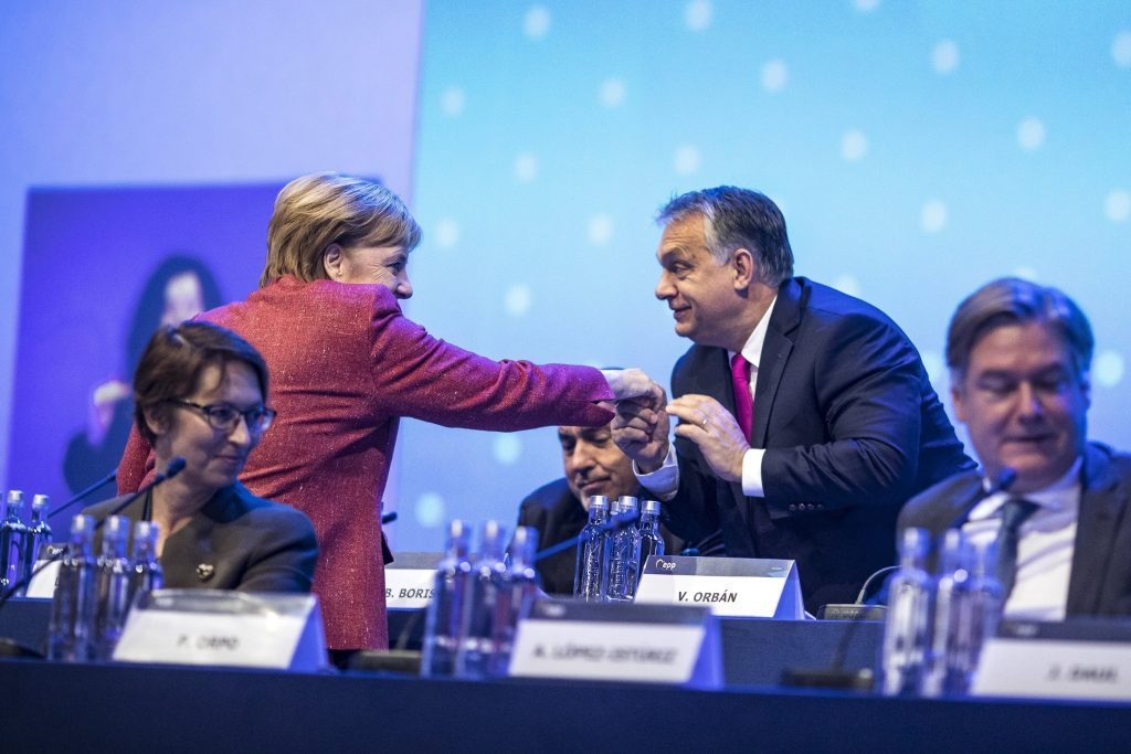 Angela Merkel and Viktor Orbán: a Shifting Relationship post's picture