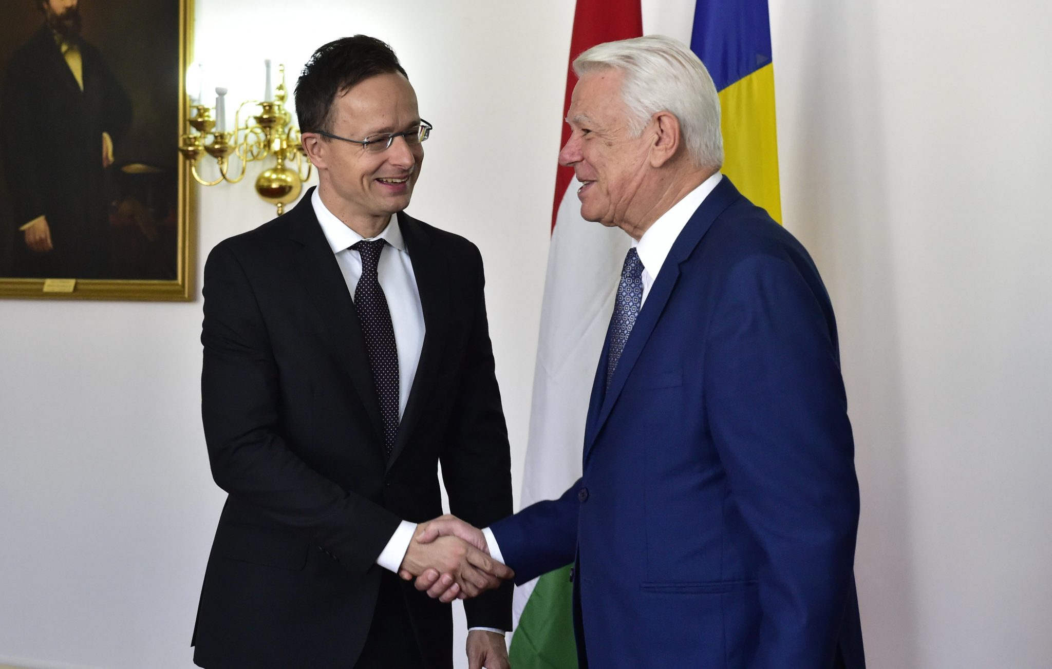 Szijjártó: Good Hungary-Romania Relations Serve Interests of Hungarians, Ethnic Hungarians post's picture