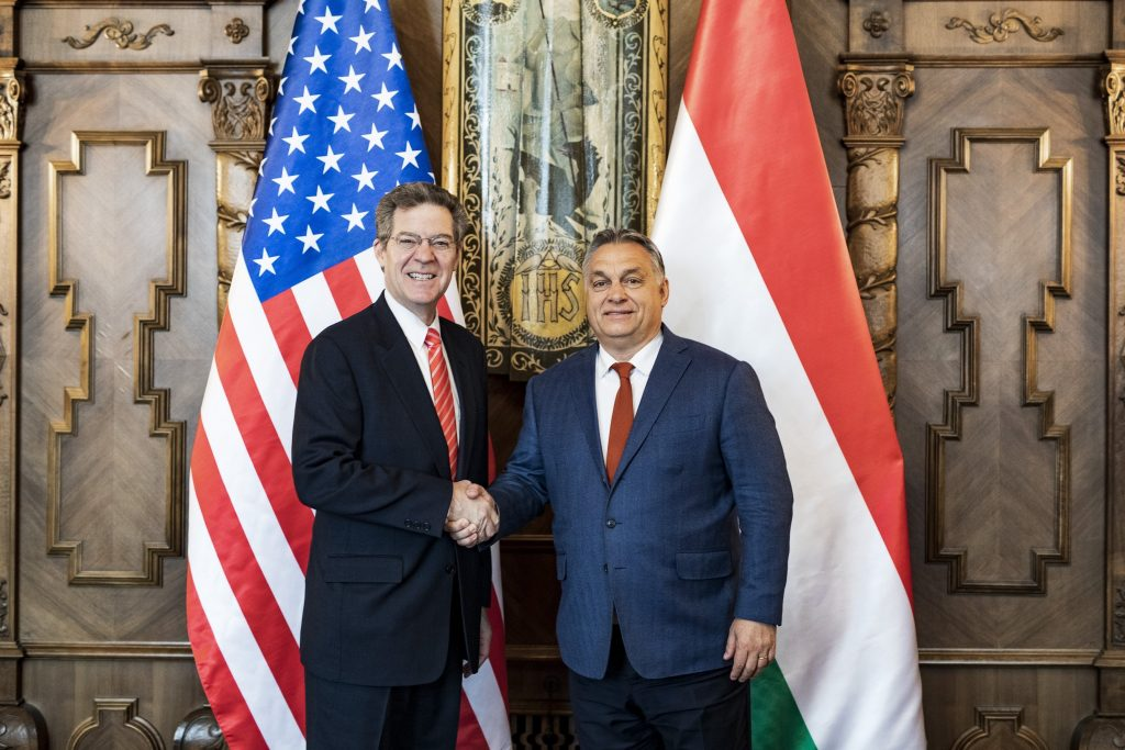 Orban Meets US Ambassador for Religious Freedom post's picture