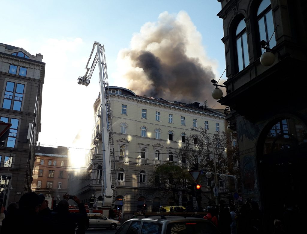 DK Offices Total Loss After Fire, Says Deputy Leader post's picture