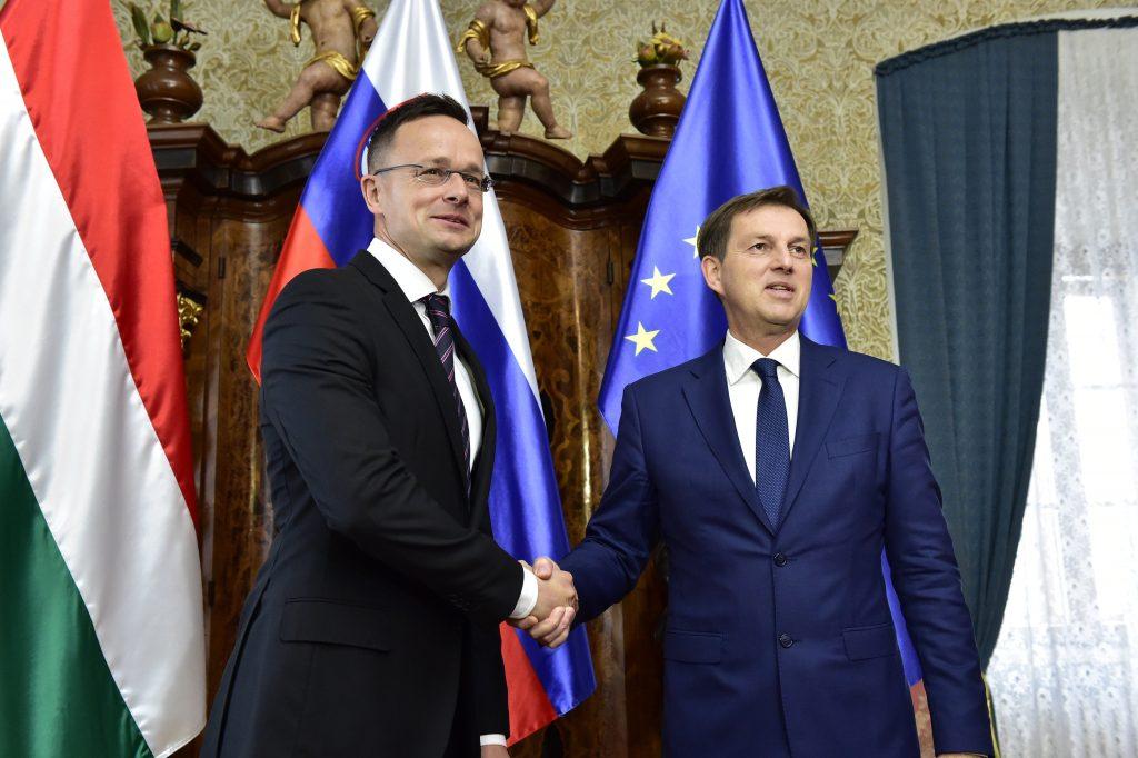 Szijjártó: Europe Must Be Able to Defend External Borders post's picture