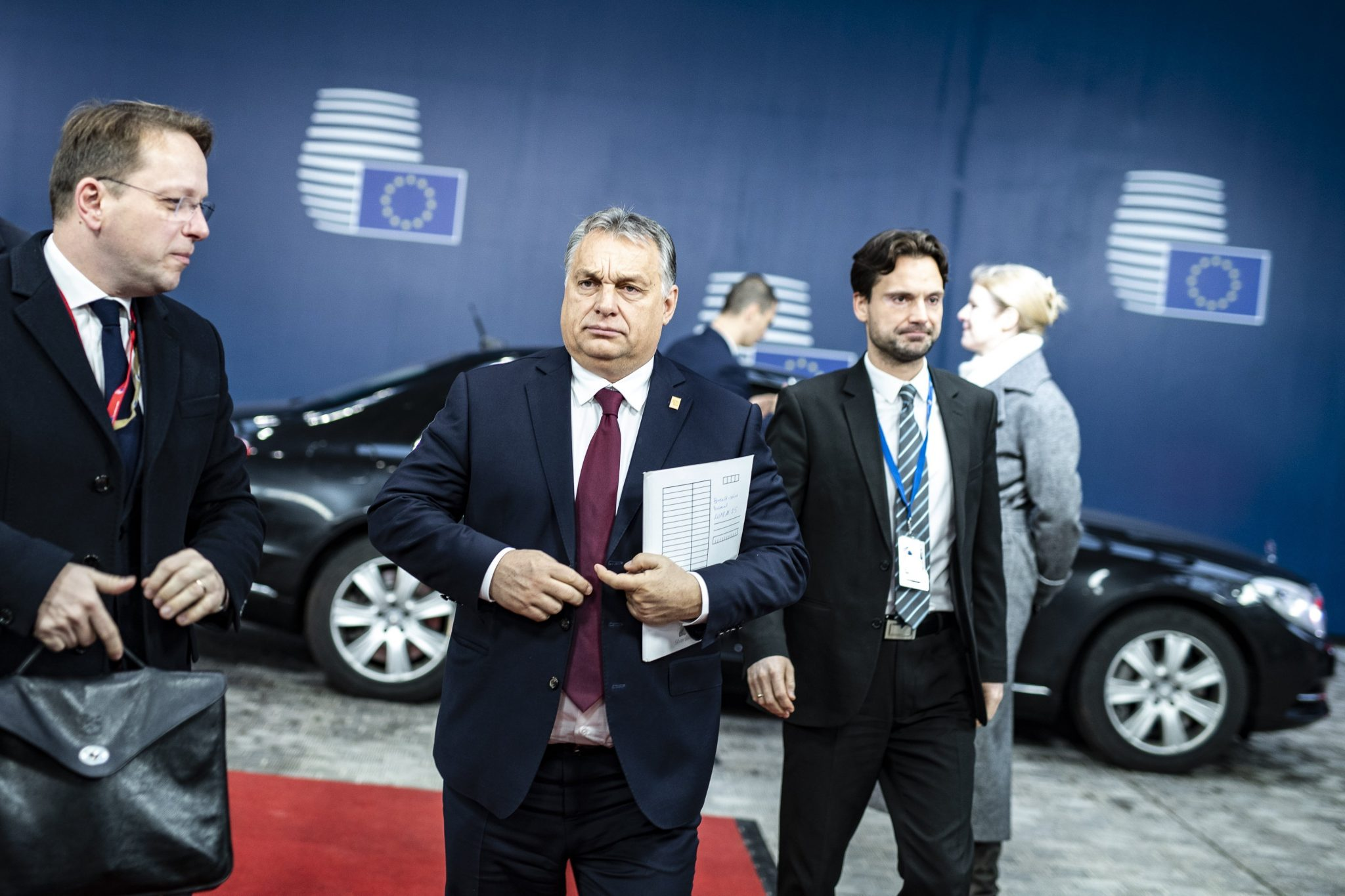 Orbán Says No to TV Debate with Timmermans post's picture