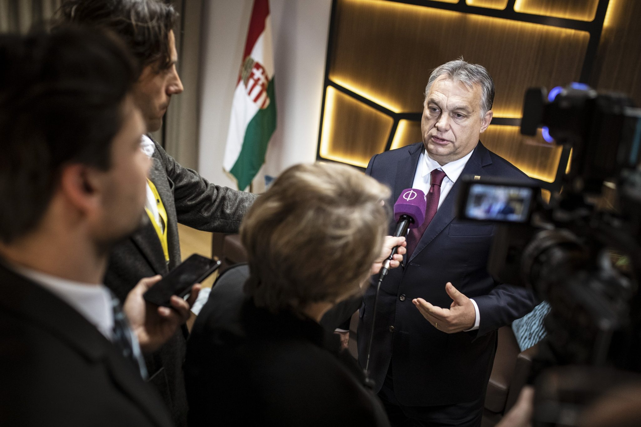 Heated Debate at EU Summit Over LGBTQ Aspects of Hungary's Child Protection Bill