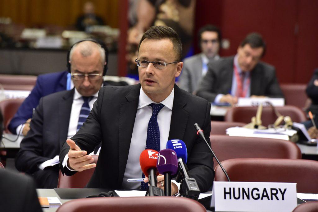 Foreign Minister Szijjártó Dismisses Swedish Minister's Criticism post's picture