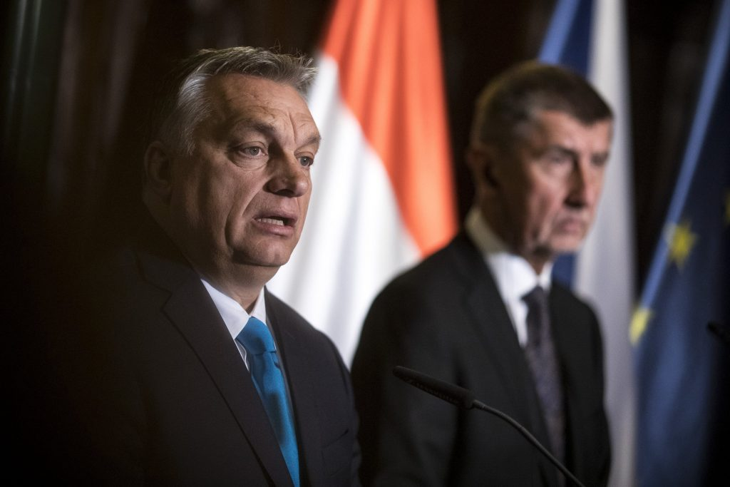 Orbán: UN Migration Compact 'Flawed Document' post's picture