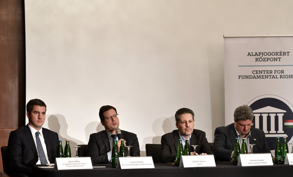 Gulyás Addresses Debate on Article 7 Procedure post's picture