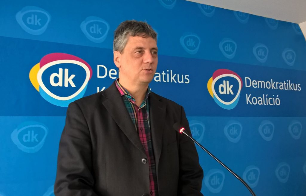 DK's Gréczy to Return Parliamentary Mandate after Scandal post's picture