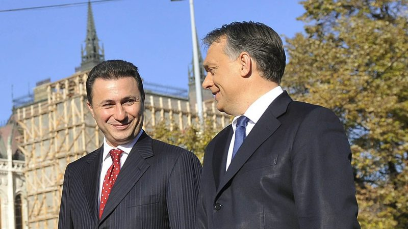 New charges raised against Gruevski in Macedonia post's picture