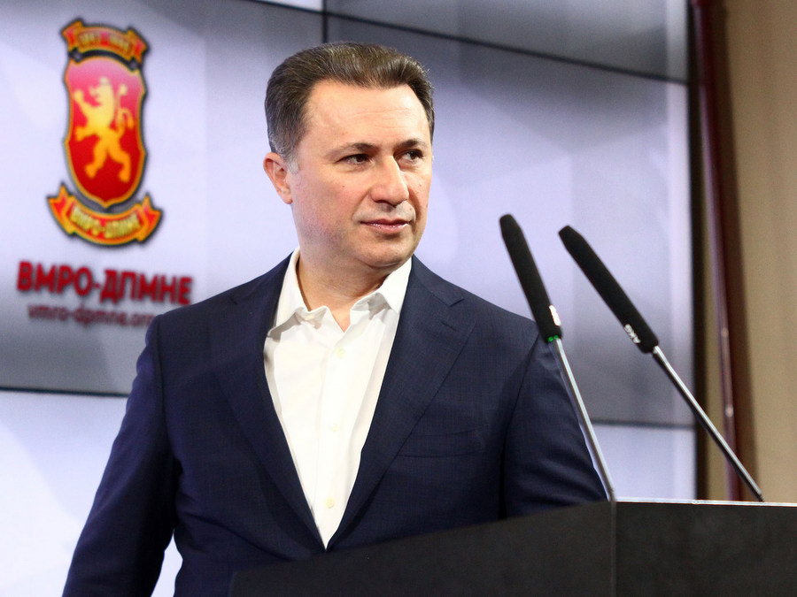 Former Macedonian PM Seeks Political Asylum in Hungary post's picture