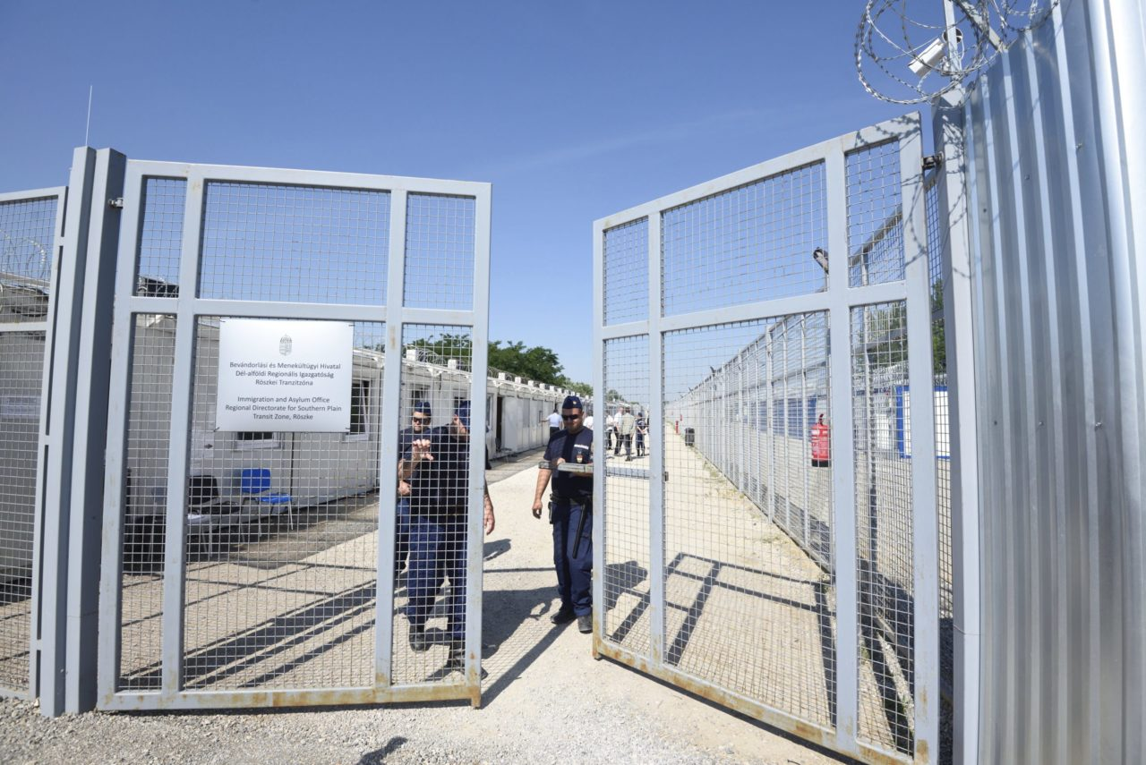 Hungary Confining Migrants to Transit Zone Not Unlawful, says European Court of Human Rights post's picture