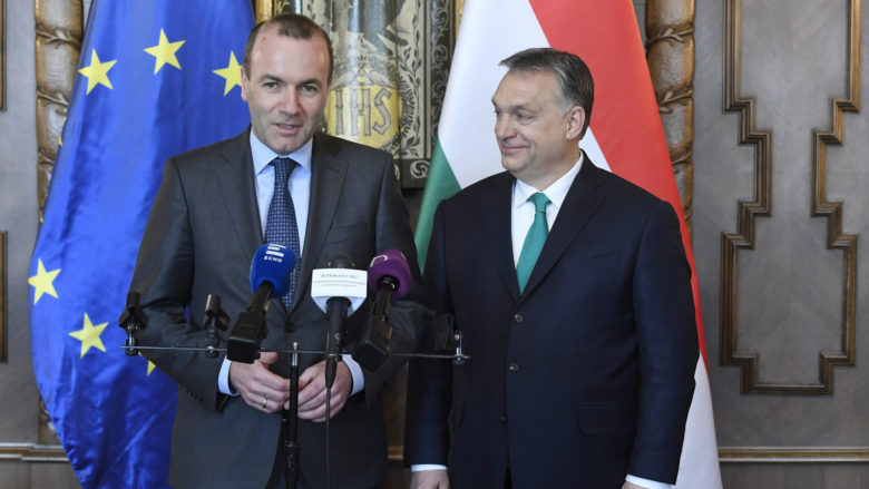 Did Fidesz Have a Hand in Voting for Weber as Chair of EPP Group After All? post's picture