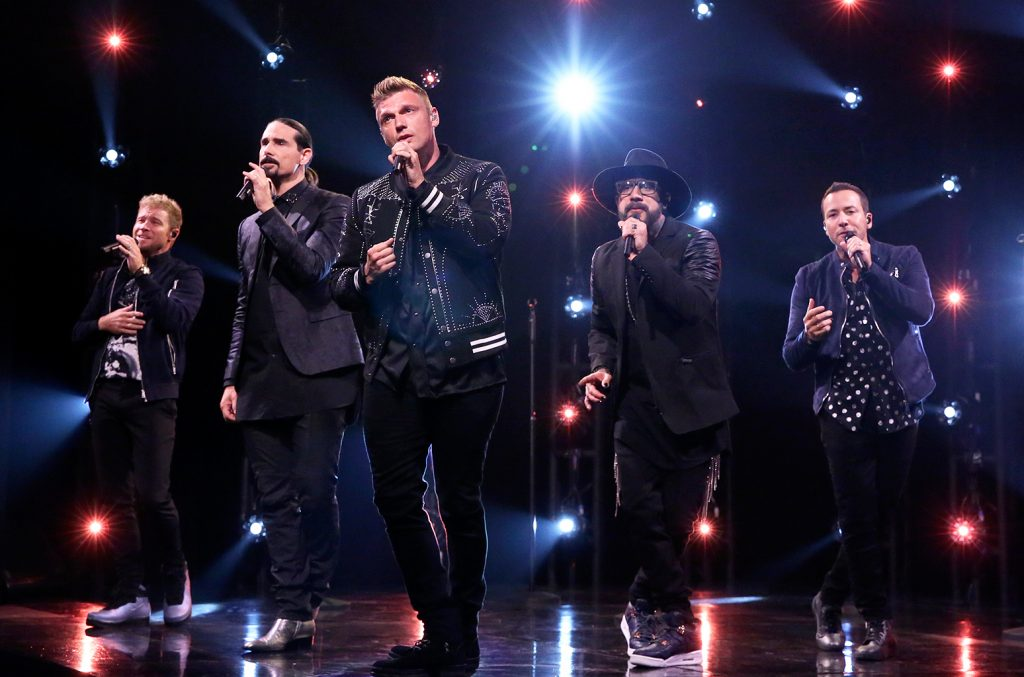 Backstreet Boys to Perform in Hungary Next June post's picture