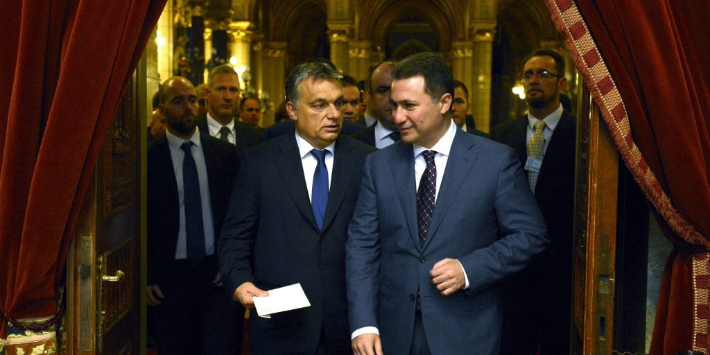 Gruevski Case: DK to File Criminal Complaint against PM for People Smuggling post's picture