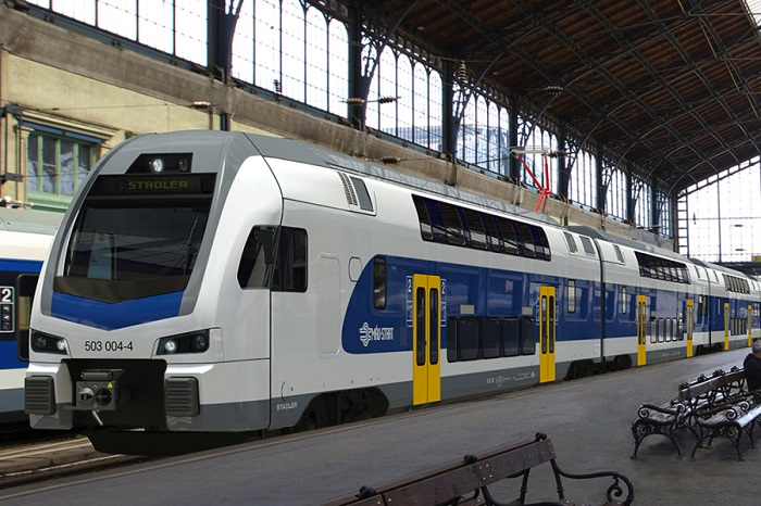 The New Double-Decker Stadler Trains Have Arrived in Hungary post's picture