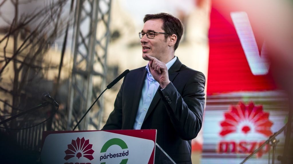 Karácsony: Socialists, Párbeszéd to Prepare Jointly for EP Election post's picture