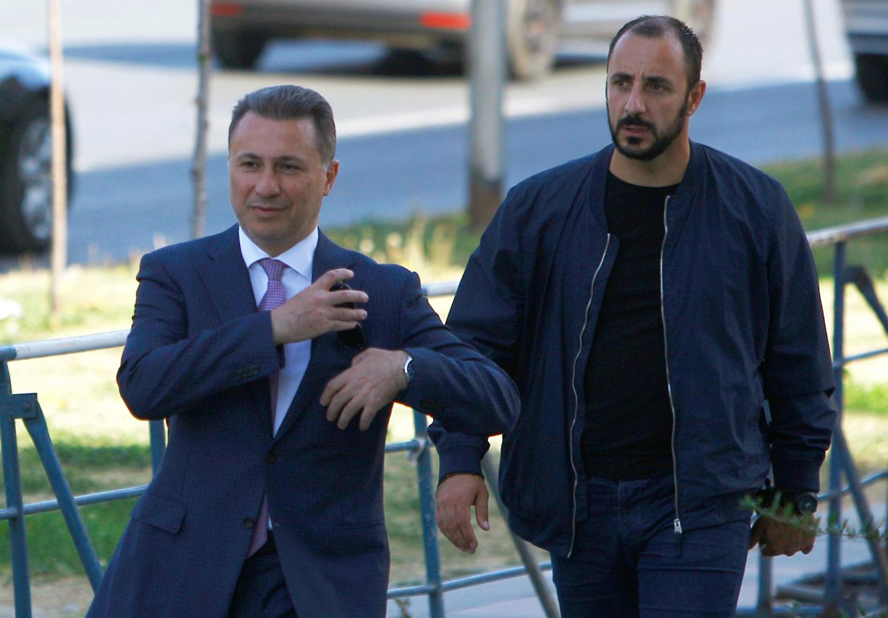 Press: Gruevski Passed Through Montenegro in Hungarian Diplomatic Car post's picture