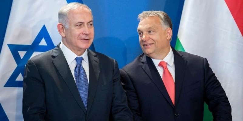 Israeli PM Praises Orbán for Fighting Anti-Semitism post's picture