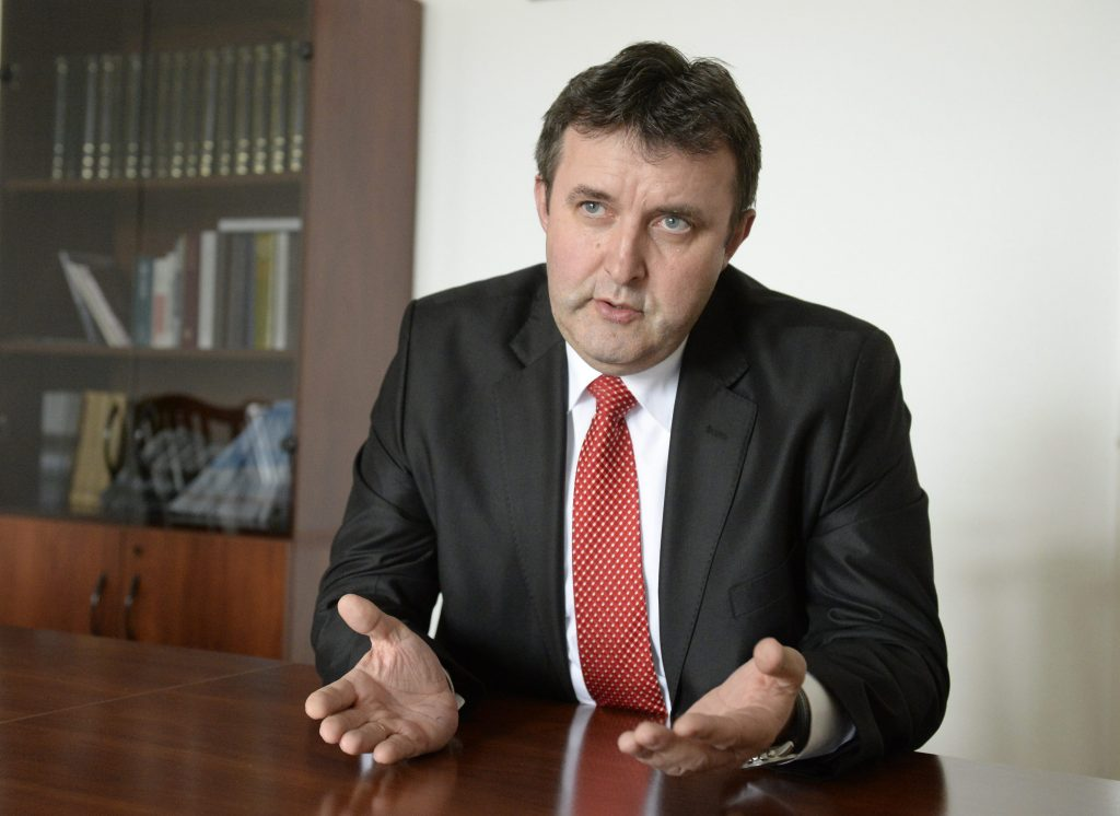 Palkovics Meets German University Leaders post's picture