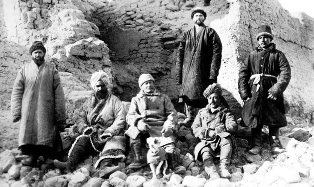 Exhibition Dedicated to Hungarian Explorers of Silk Road post's picture