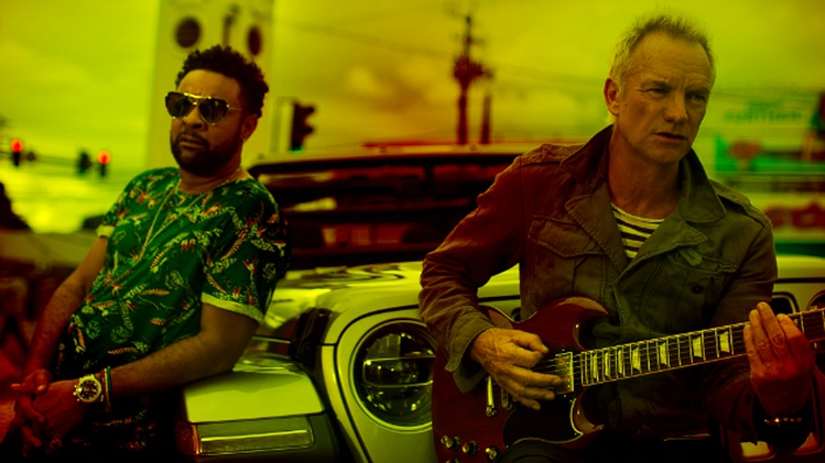 Sting and Shaggy Give Free Concert in Budapest Next Week post's picture