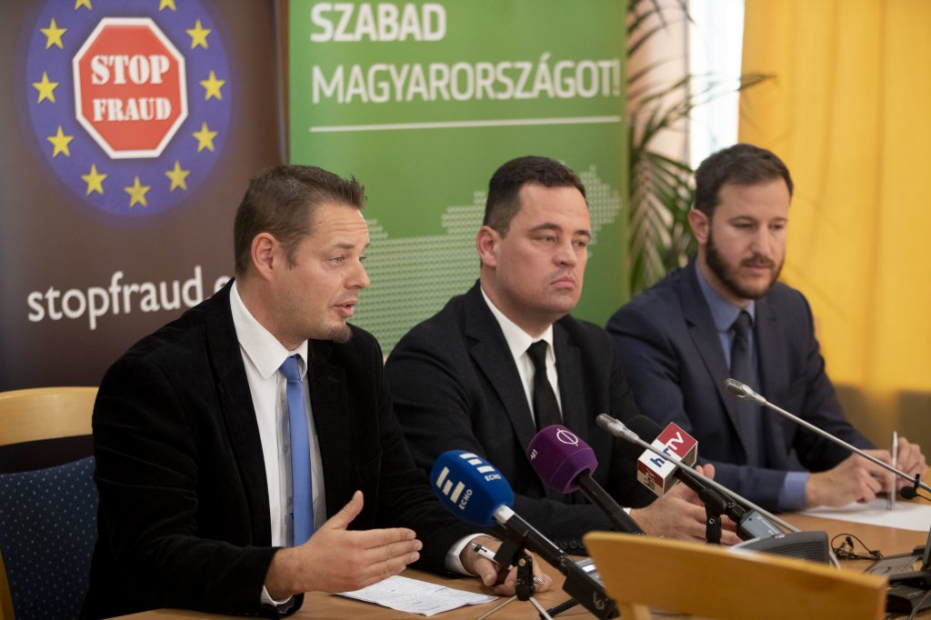 LMP, Jobbik Back 'Stop Fraud and Abuse of EU Funds' Citizens' Initiative post's picture
