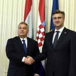 Orbán Congratulates Plenkovic on Re-election