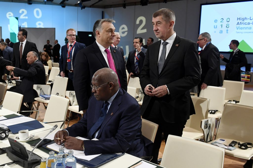 Orbán Expects 'Hungarian Strategy' to be Confirmed at EU-Africa Forum post's picture