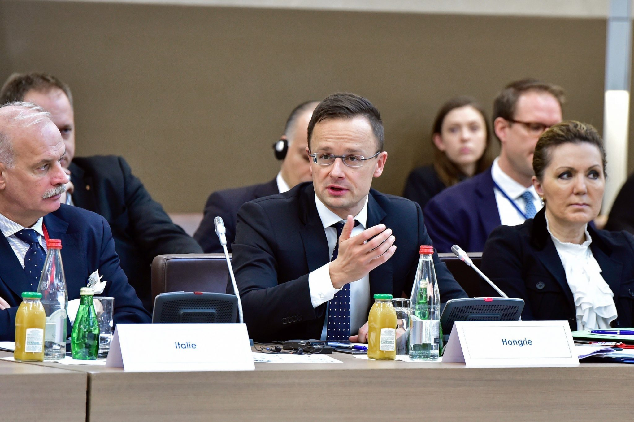 Govt Confirms Hungary Commitment to UN Programme against Illicit Arms Trade post's picture