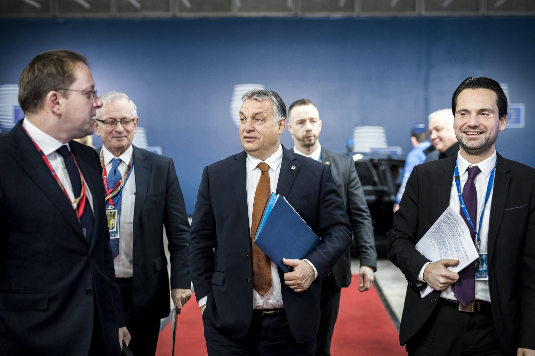 Orbán: Migration Debate at EU Summit 'Stormy' post's picture