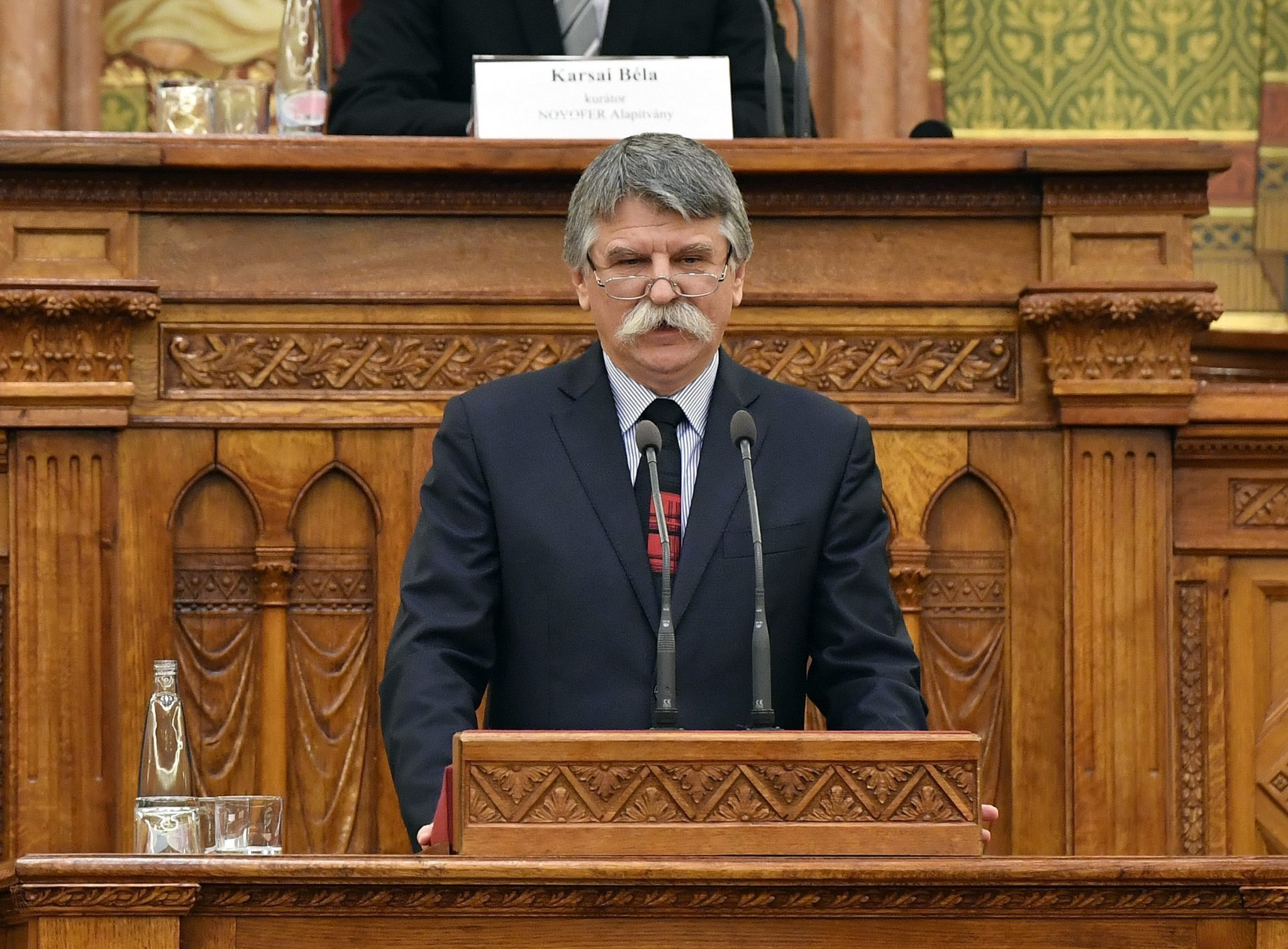 """Kövér: """"Judicial Independence Is Not Absolute Nor Can It Be Self-serving"""" post's picture"""