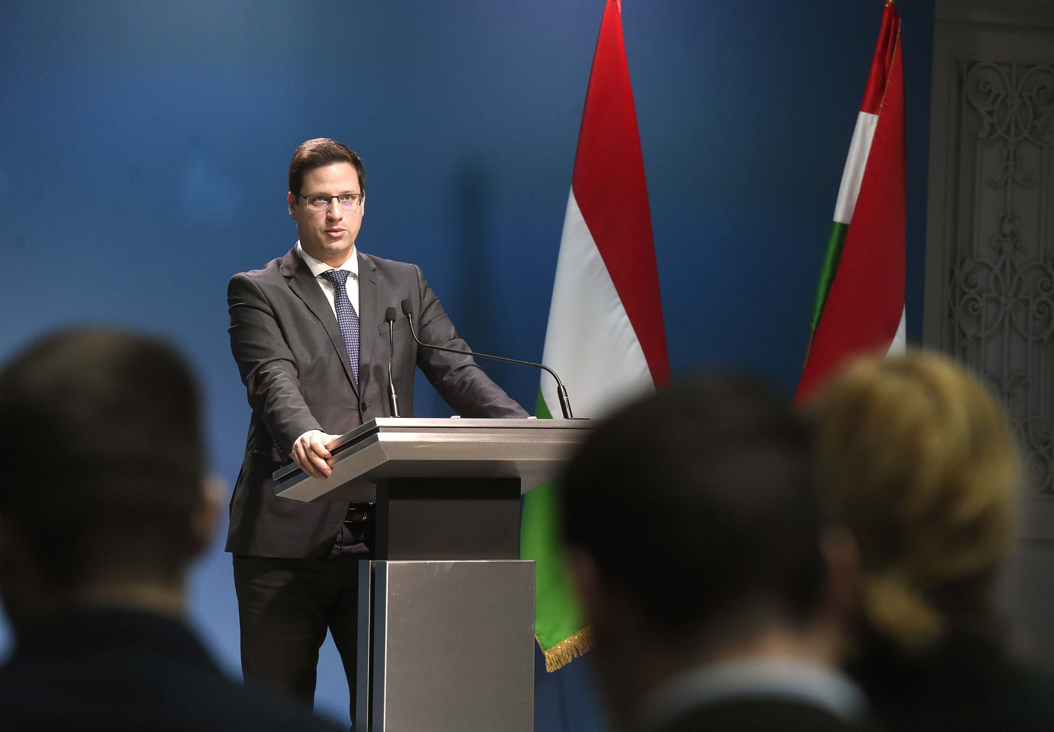 Gulyás: Migration Decisive Campaign Theme in EP Elections post's picture
