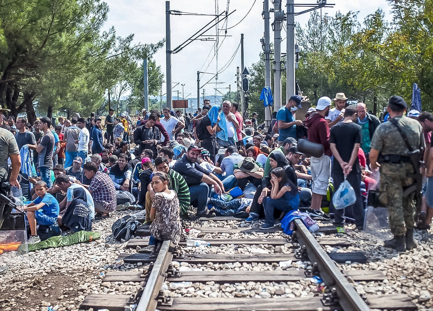 Pew Research Center: Hungarians Want Fewer or No Immigrants to Move to Their Country post's picture
