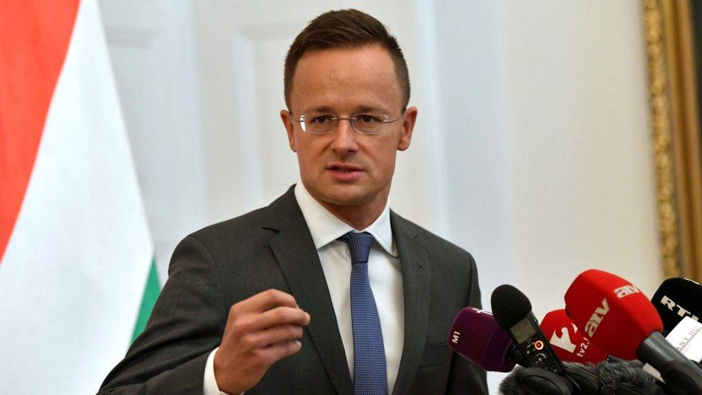 Foreign Minister: May EP Elections most Important yet - Hungary Today