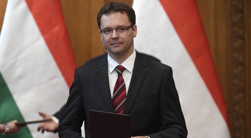 State Secretary: Hungary Leads Europe in Decline of Tax-to-GDP Ratio post's picture